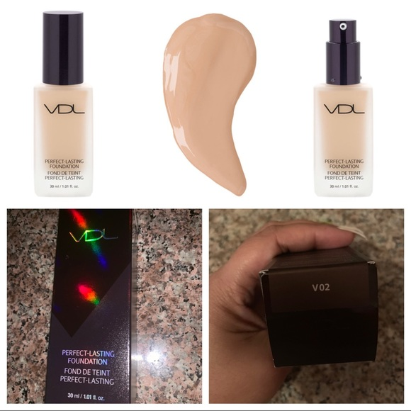 VDL Other - VDL Perfect-Lasting Foundation